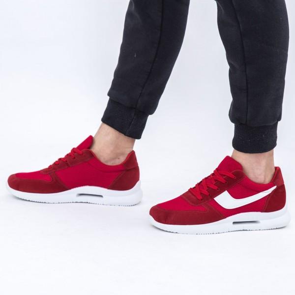Pantofi Sport Barbati B02 Red DCF68