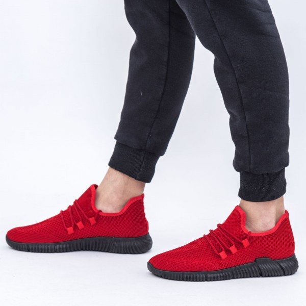 Pantofi Sport Barbati B18 Red DCF68