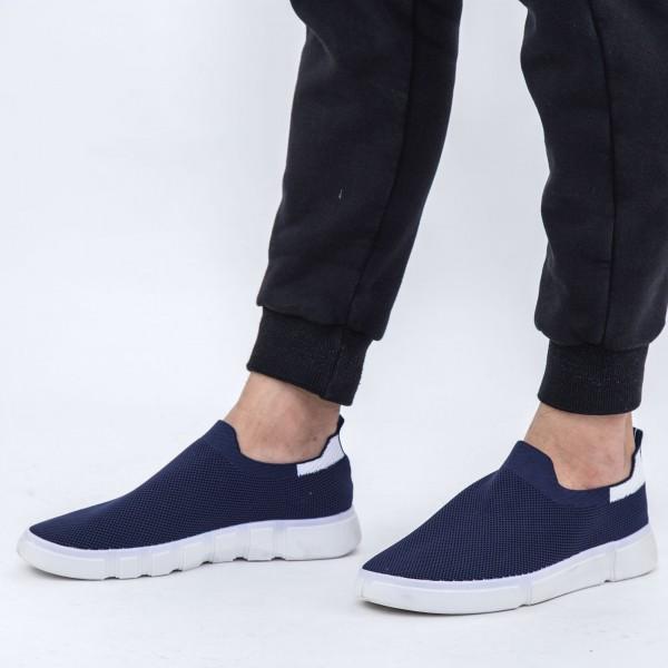 Pantofi Sport Barbati Q11 Dark Blue Se7en