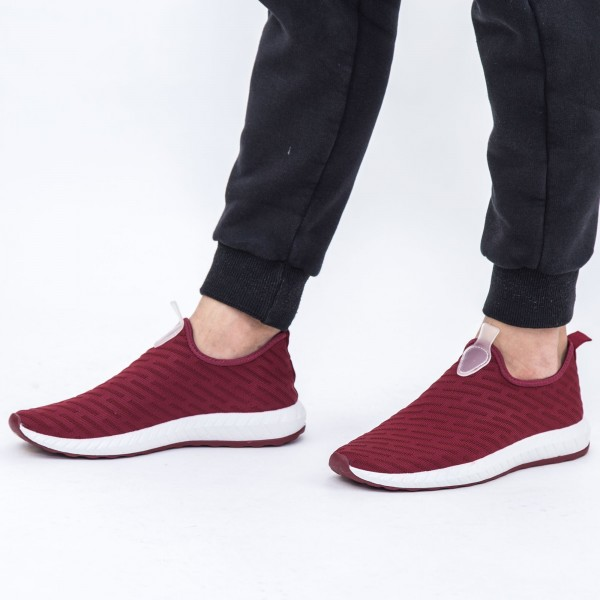 Pantofi Sport Barbati D716 Claret-Red Se7en