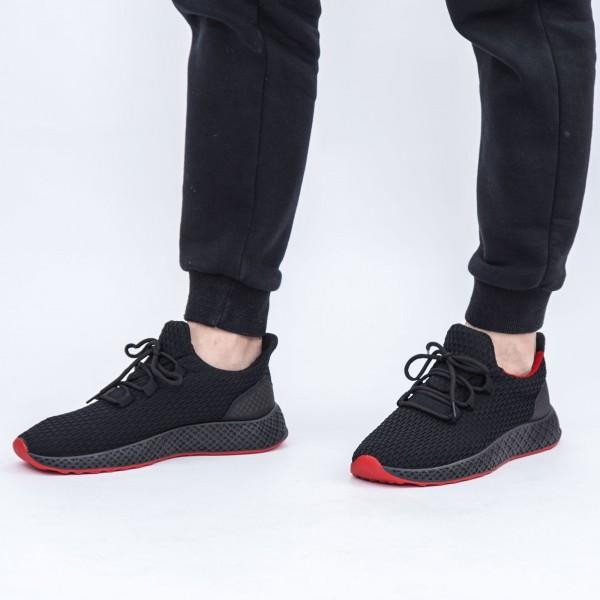 Pantofi Sport Barbati X603 Black Se7en
