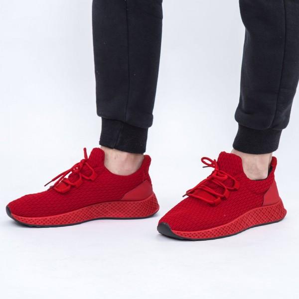 Pantofi Sport Barbati X603 Red Se7en