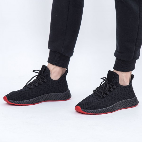 Pantofi Sport Barbati X600 Black Se7en