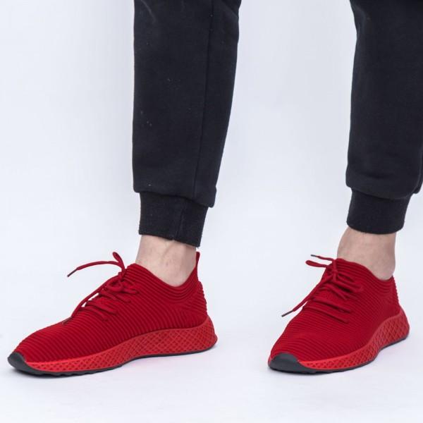 Pantofi Sport Barbati X601 Red Se7en