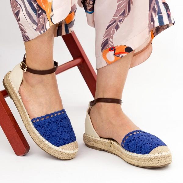 Sandale Dama HJ3 Blue Mei