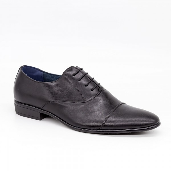 Pantofi Barbati 1068-1 Black WFFXH
