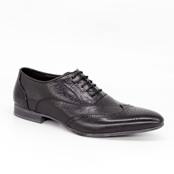 Pantofi Barbati A859 Black Freefreeh