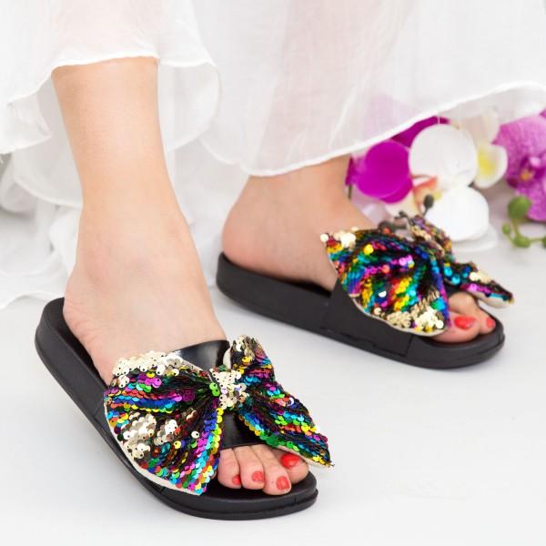 Papuci Dama WS120 Color Mei
