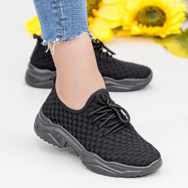 Pantofi Sport Dama TF2 Black Mei