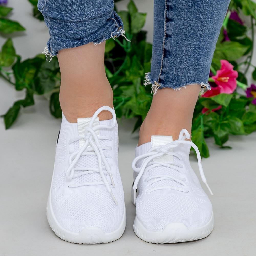 Pantofi Sport YKQ16 White Mei