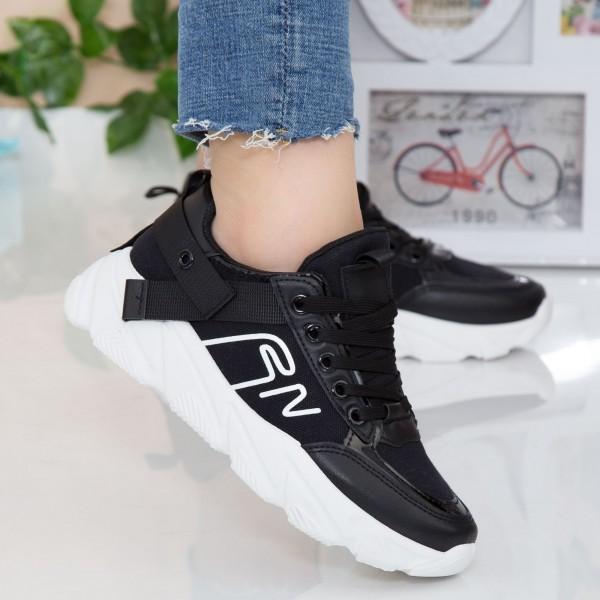 Pantofi Sport Dama HMM18 Black Mei