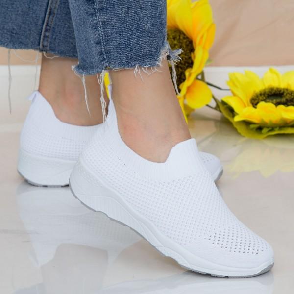 Pantofi Sport Dama TF3 White Mei