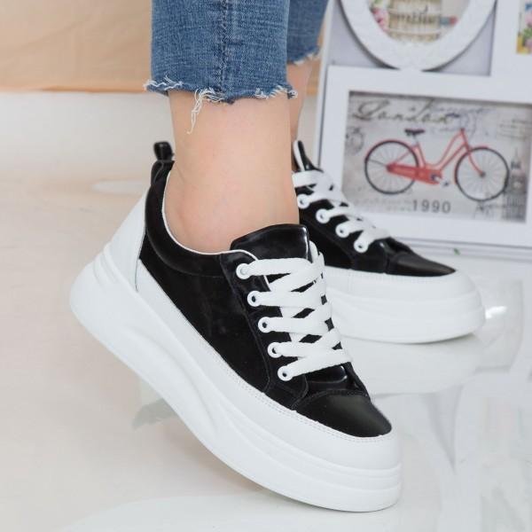 Pantofi Sport Dama YKQ192 Black Mei