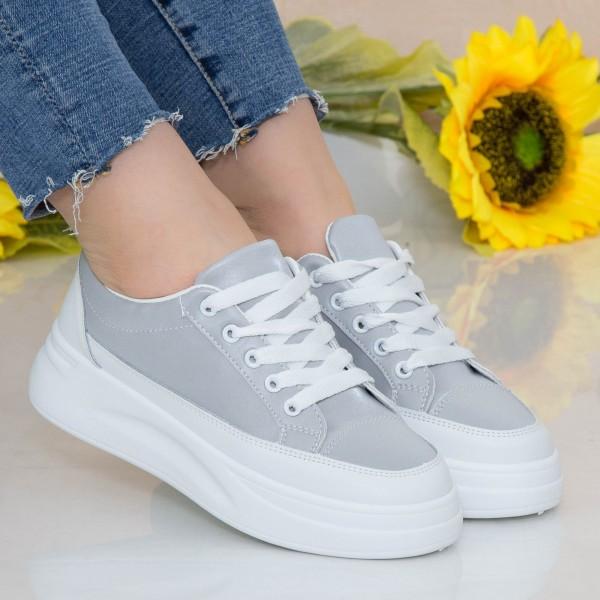 Pantofi Sport Dama YKQ192 Grey Mei