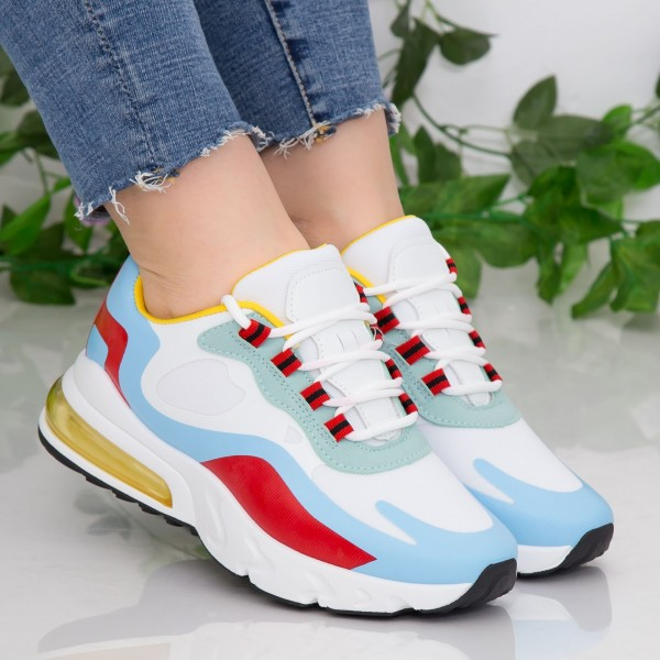 Pantofi Sport Dama DW3 Lightblue Mei