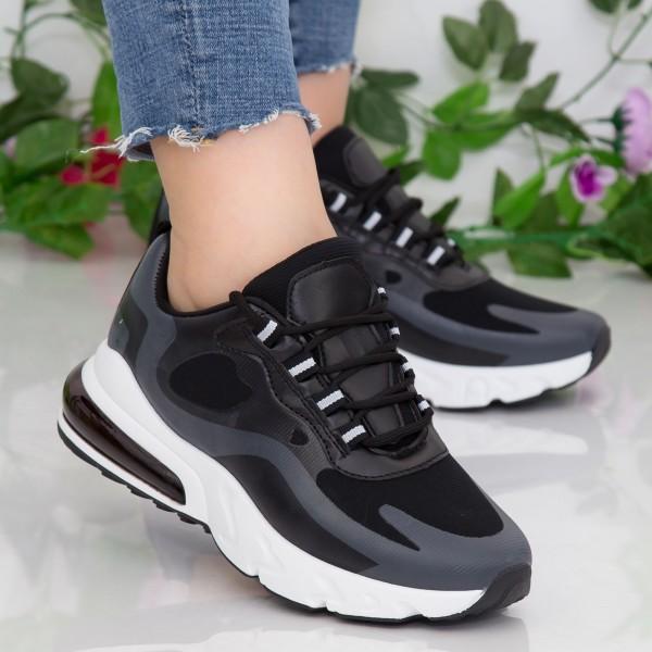 Pantofi Sport Dama DW3 Black Mei