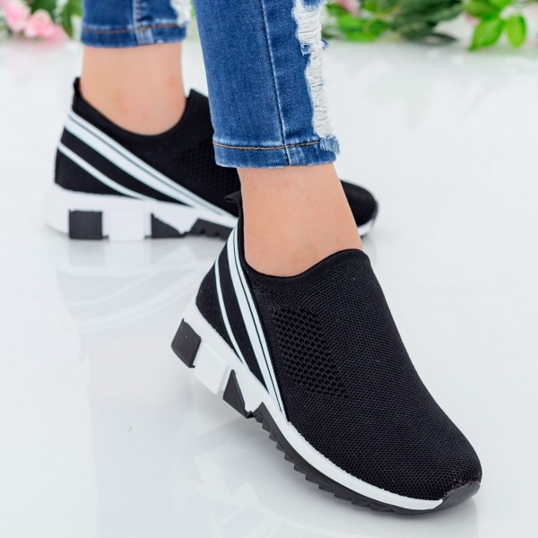 Pantofi Sport Dama TF6 Black Mei