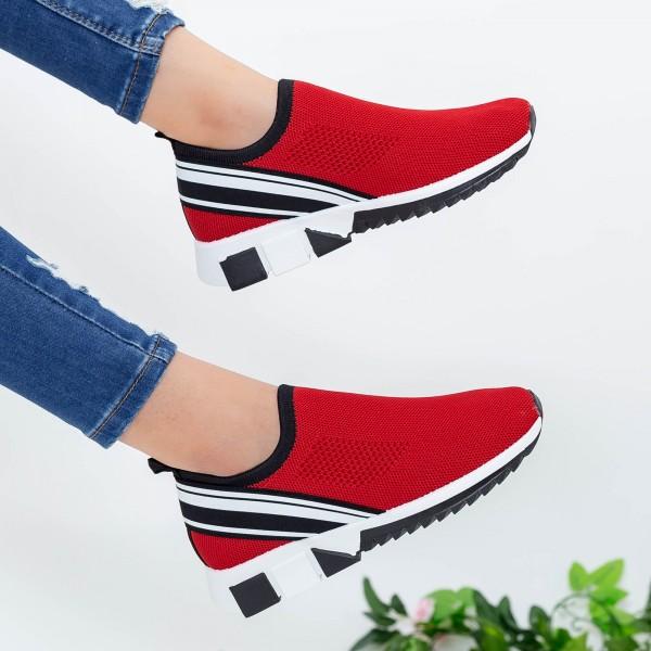 Pantofi Sport Dama TF6 Red Mei