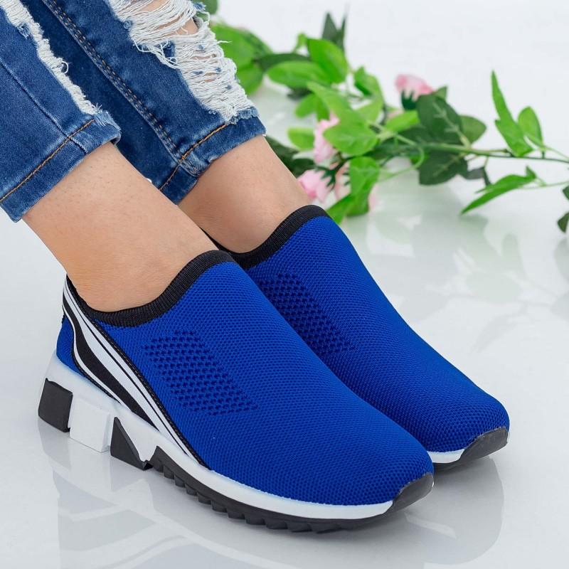 Pantofi Sport Dama TF6 Blue Mei