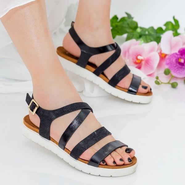 Sandale Dama WT21 Black Mei