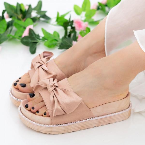 Papuci Dama WS131 Pink Mei