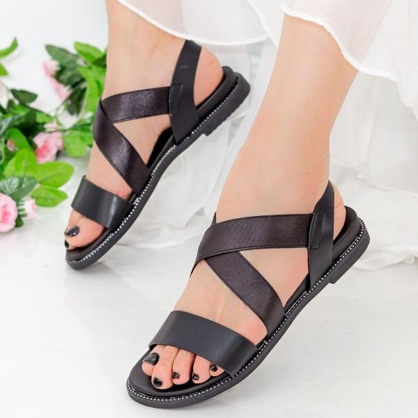 Sandale Dama ZX5 Black Mei