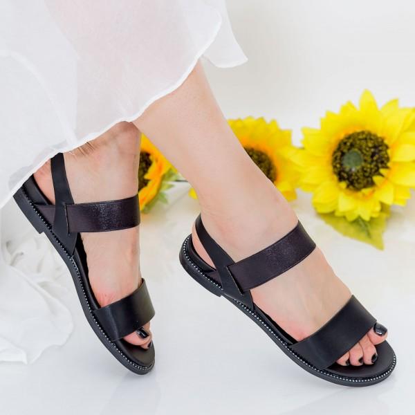 Sandale Dama ZX6 Black Mei