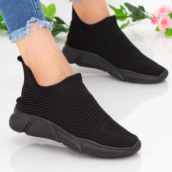 Pantofi Sport Dama KSQ2 All Black Mei