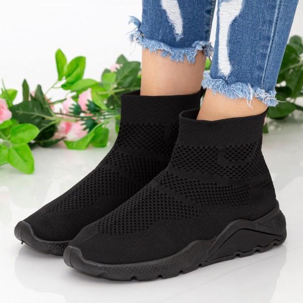 Pantofi Sport Dama LI3A Black Mei