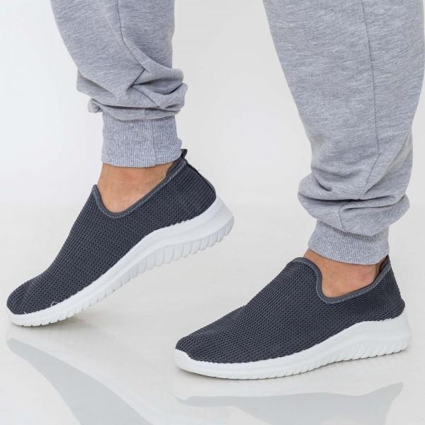 Pantofi Sport Barbati D795 Grey Se7en