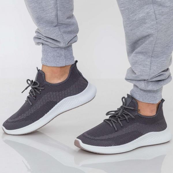 Pantofi Sport Barbati 23-5 PSB Grey Se7en