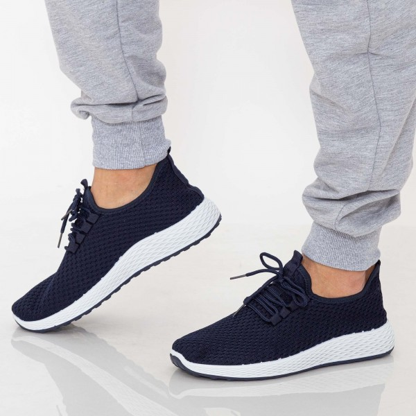 Pantofi Sport Barbati D800 Navy Se7en