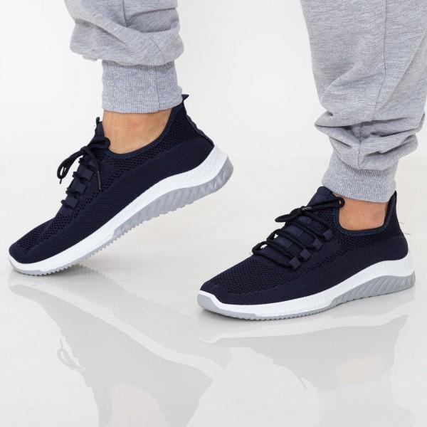 Pantofi Sport Barbati 23-3 PSB Navy Se7en