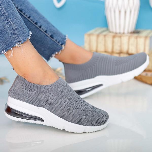 Pantofi Sport Dama X2911 Grey Se7en