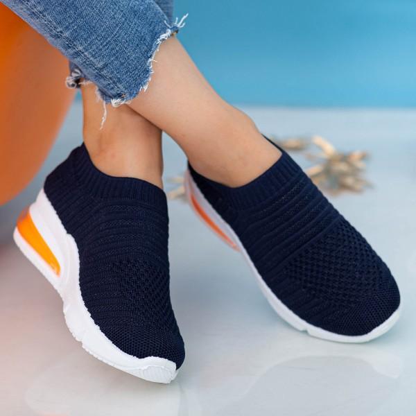 Pantofi Sport Dama X2911 Navy Se7en