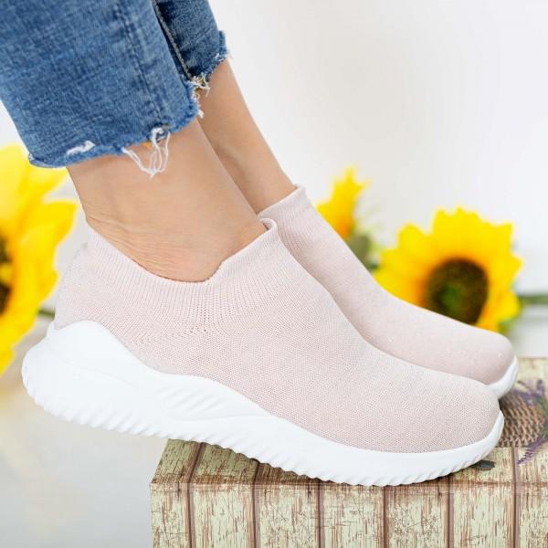 Pantofi Sport Dama D736 Pink Se7en