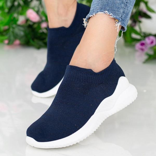 Pantofi Sport Dama D736 Navy Se7en