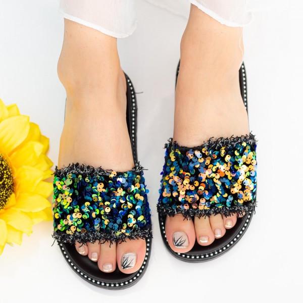 Papuci Dama ASN1 Yellow Mei