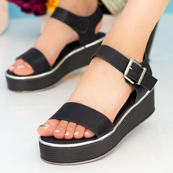 Sandale Dama WS133 Black Mei