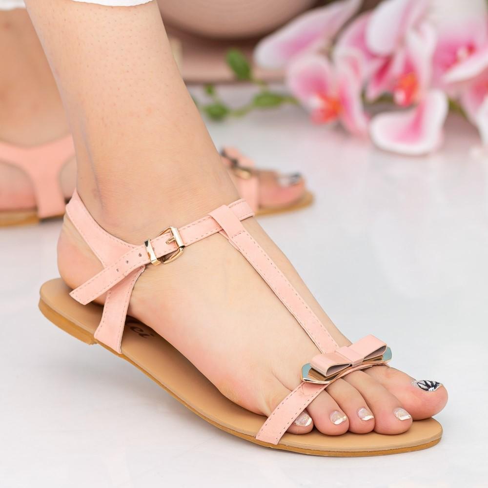 Sandale Dama HG56 Pink Mei