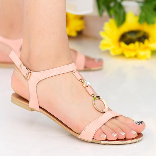 Sandale Dama LM147 Pink Mei