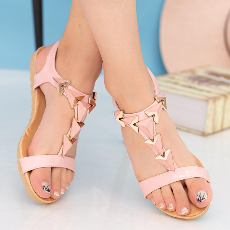 Sandale Dama LM220 Pink Mei