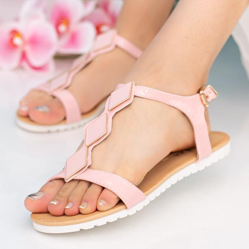Sandale Dama LM223 Pink Mei