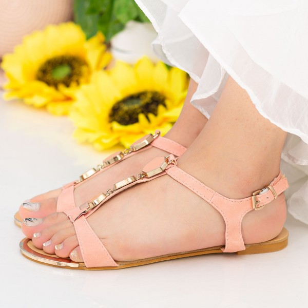 Sandale Dama OLS7 Pink Mei