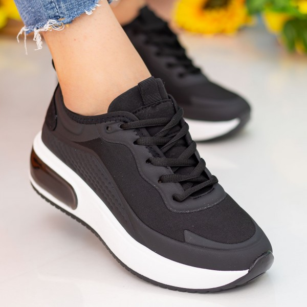 Pantofi Sport Dama LGLJE1 Black Mei
