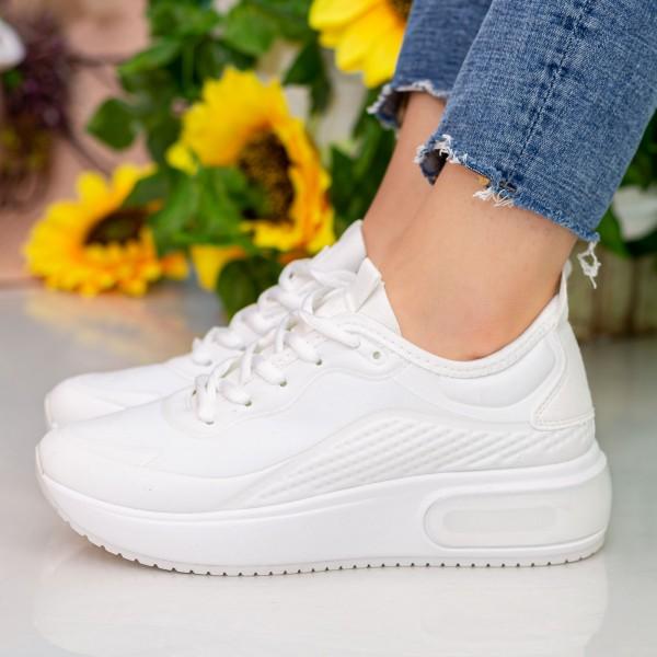 Pantofi Sport Dama LGLJE1 White Mei