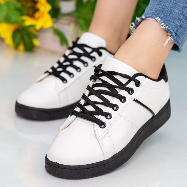 Pantofi Sport Dama YKQ119 White Mei