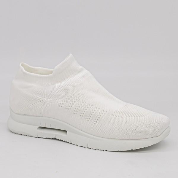 Pantofi Sport Barbati 6681 PSB White DCF68