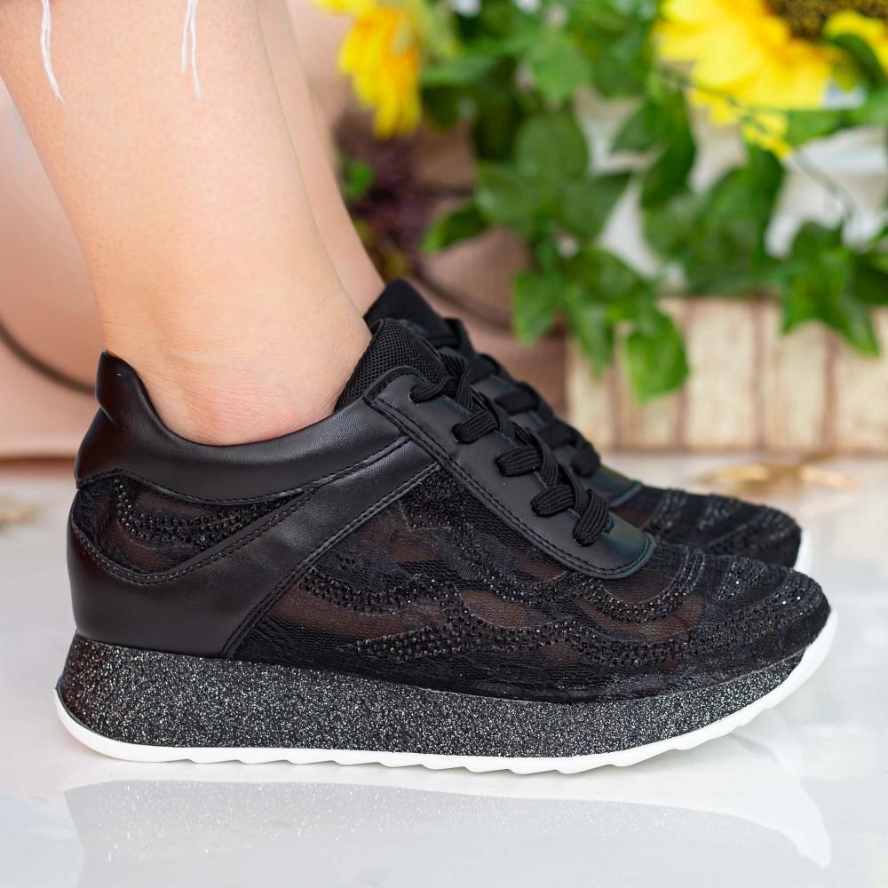 Pantofi Sport Dama SZ201 Black Mei
