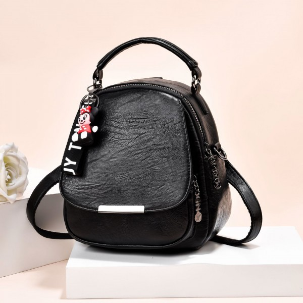 Rucsac Dama 005-8 Black Fashion